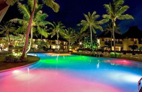Illuminazione led piscina Siracusa
